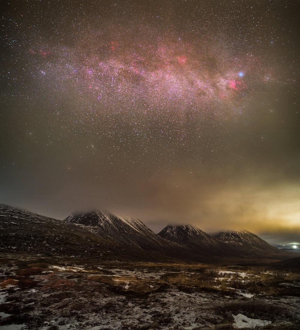 Cygnus at North