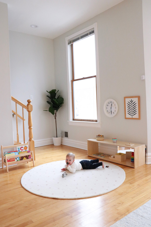 montessori at home environment
