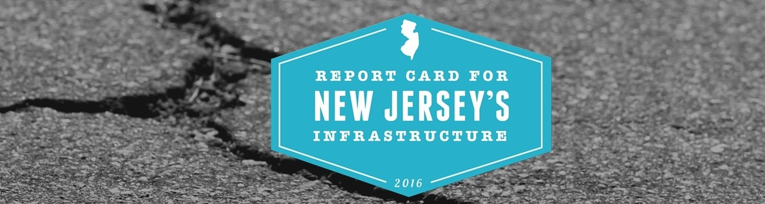 Infrastructure Report Card ASCE New Jersey Section