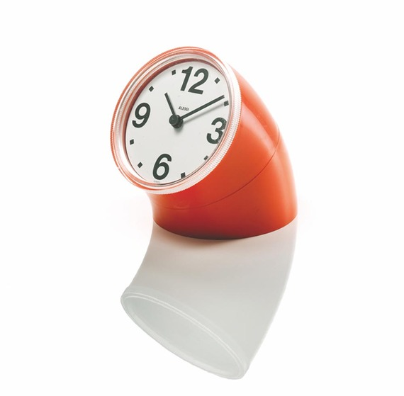 Cronotime Clock by Pio Manzu for Alessi, $84