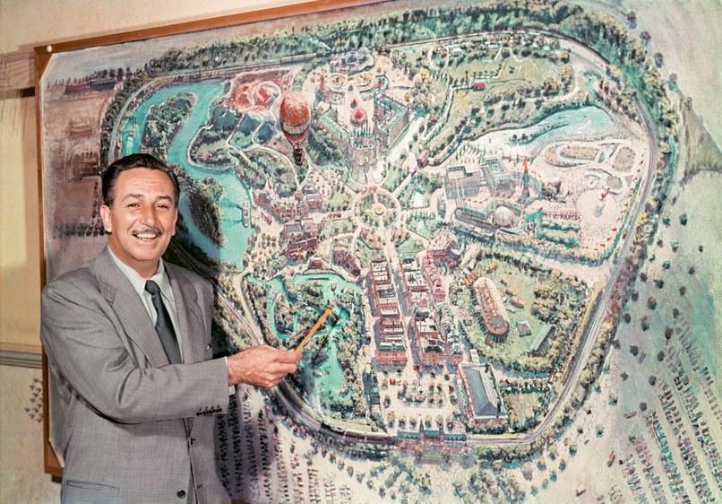 Walt Disney described his park on television in 1954. Copyright © 2018 Disney Enterprises, Inc.