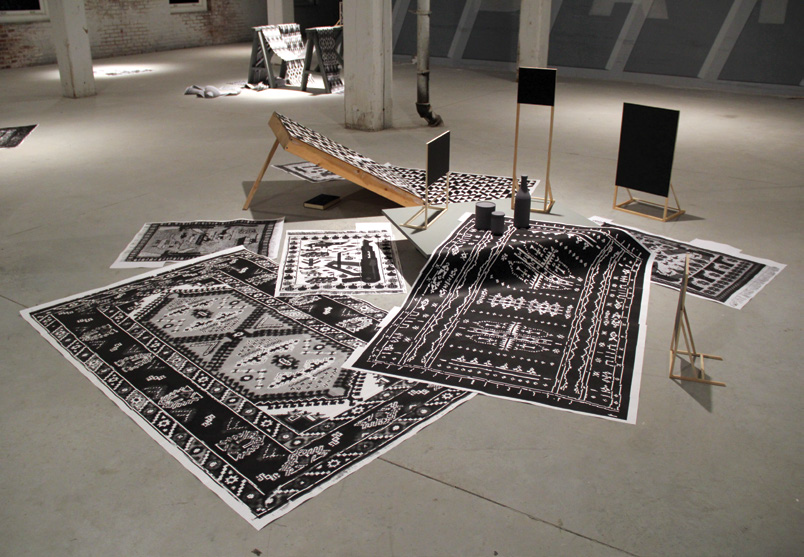 FIG. 1 – Cargo Cults: Object Agents , installation view, Bemis Center for Contemporary Arts, Omaha, NE, 2013