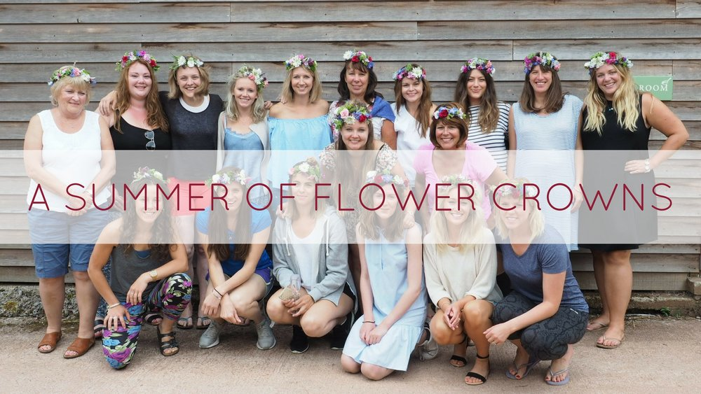A Summer of Flower Crowns.jpg