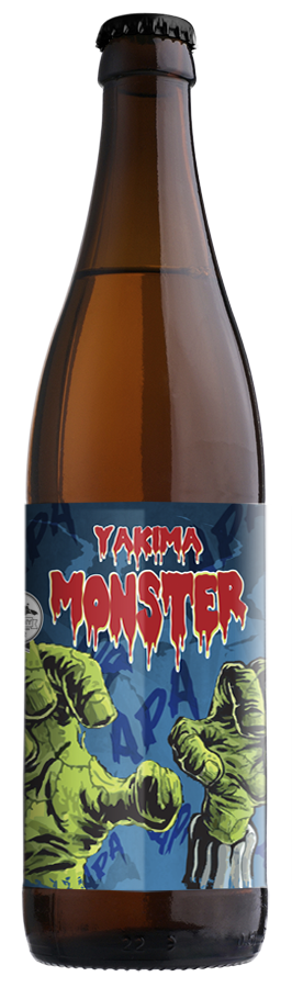 Yakima Monster 500ml Bottle