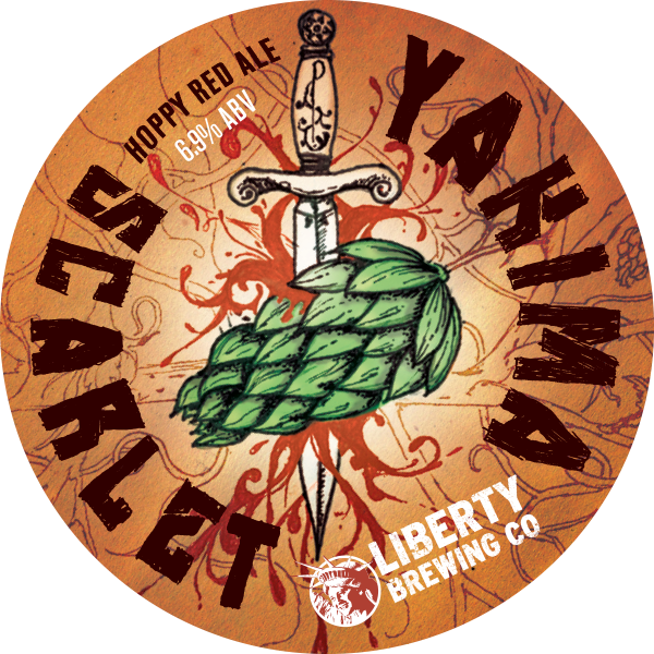 Yakima Scarlet Hoppy Red Ale