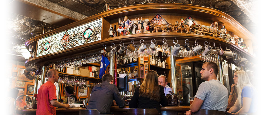 The Pike Pub main bar