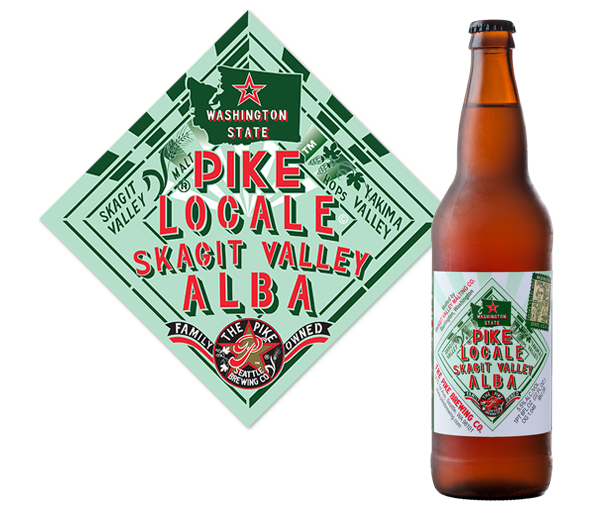 Pike Locale Skagit Valley Alba