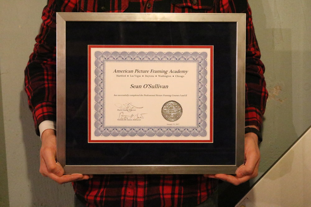 Fantastisch American Picture Framing Academy Fotos ...