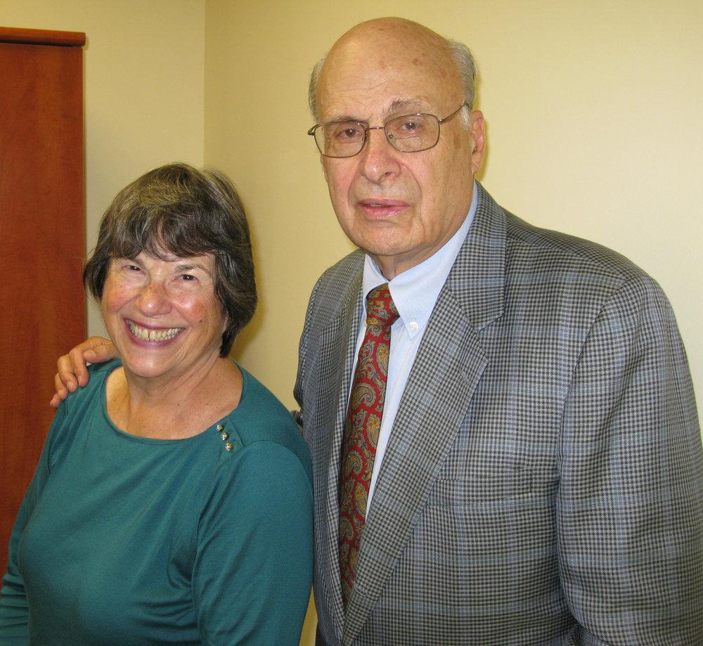 Susan SChwarz & VIctor GOldberg