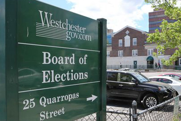 Contact the Westchester County Board of Elections to register to vote, find your polling place, run for office, become an election inspector or obtain an absentee ballot.