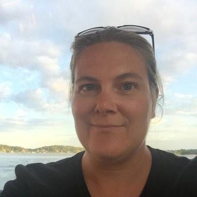 Anna Karlsdóttir.
