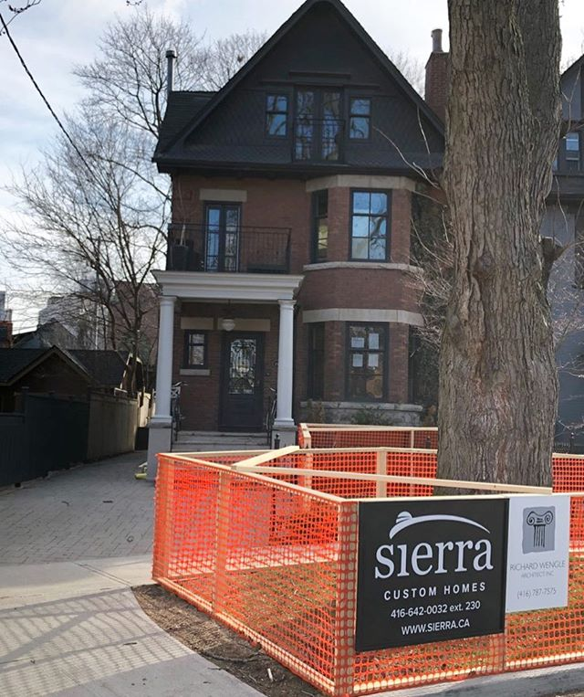 We couldn't be more excited to begin renovating this classic Annex Victorian.  @richardwengle has designed the architecture for the extension to seamlessly blend the new with the old.  Stay tuned for progress photos during construction. · · · · #sierracustomhomes  #torontoarch #archilovers #urbto #luxurylifestyle #luxuryrealestate #luxuryhomes #toronto #details #torontorealestate #realestate #classic #victorian #annex #yorkville #custom #customhomes #dreamhome #timeless #tbt  #torontorealtor #torontohomes #torontobuilders #realestateagent #gtarealestate #homebuyers #luxurybuilding