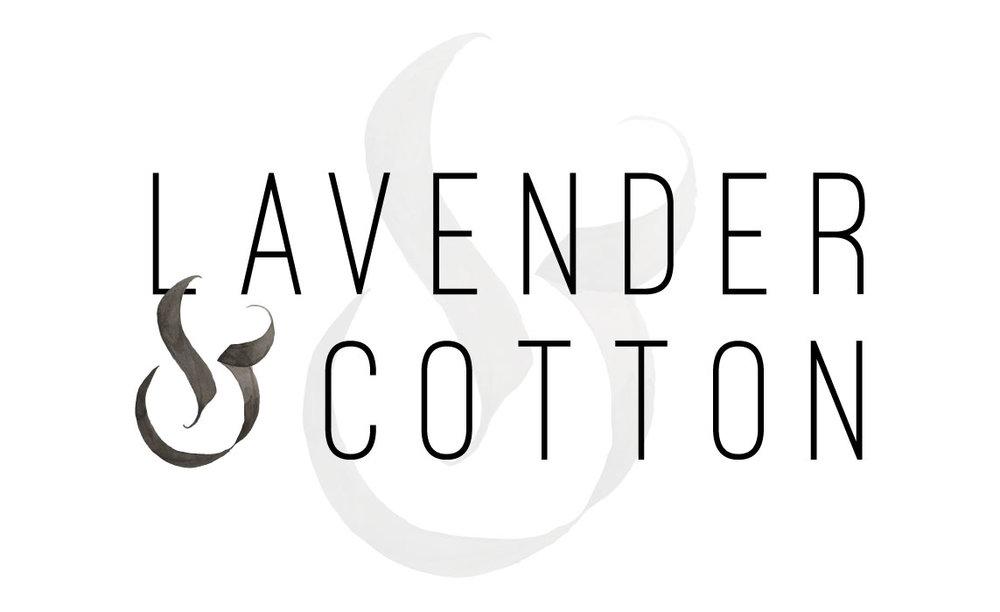 Lavender & Cotton