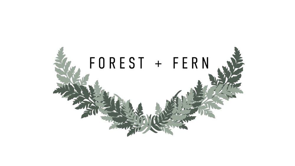 Forest & Fern Essentials