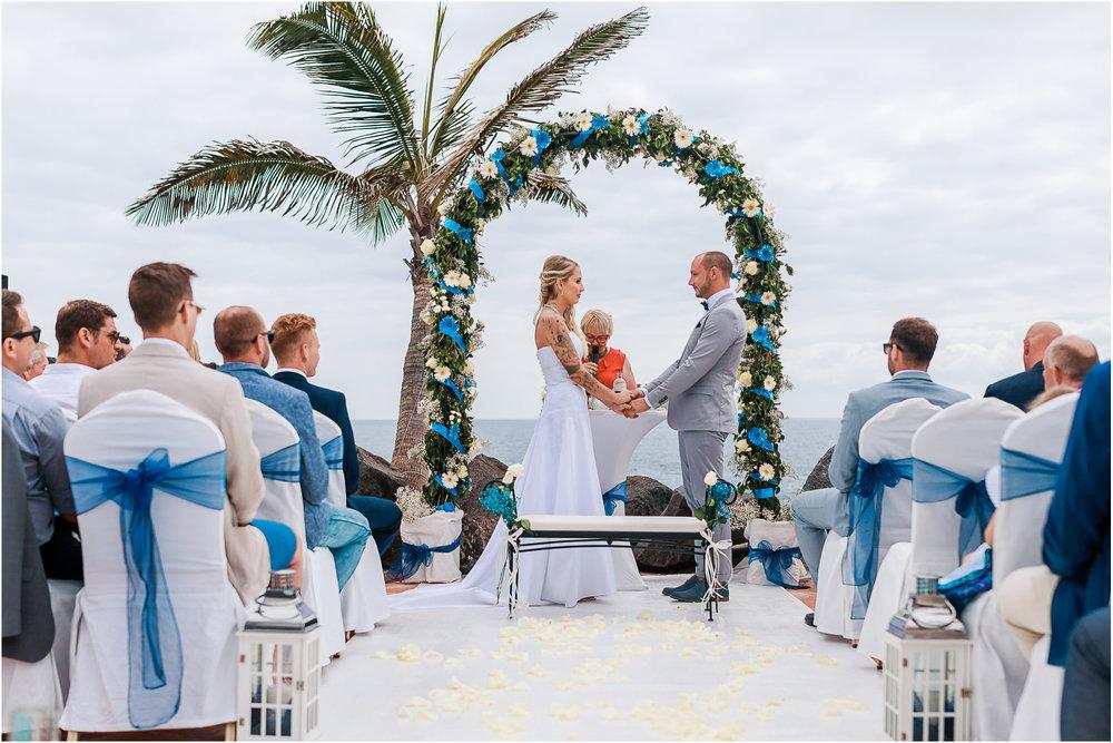Hotel Jardin Tropical Hochzeitsfotos
