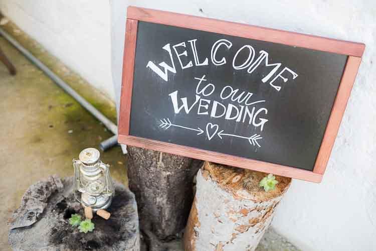 Hochzeit beim Weingut Holler