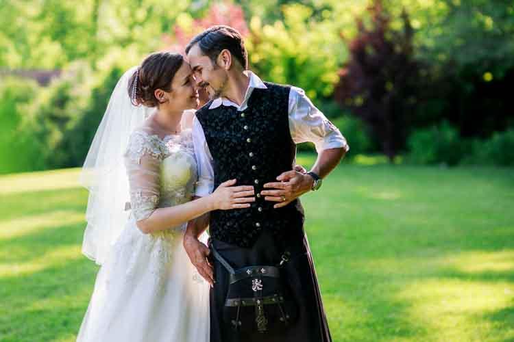 Hochzeit in Graz