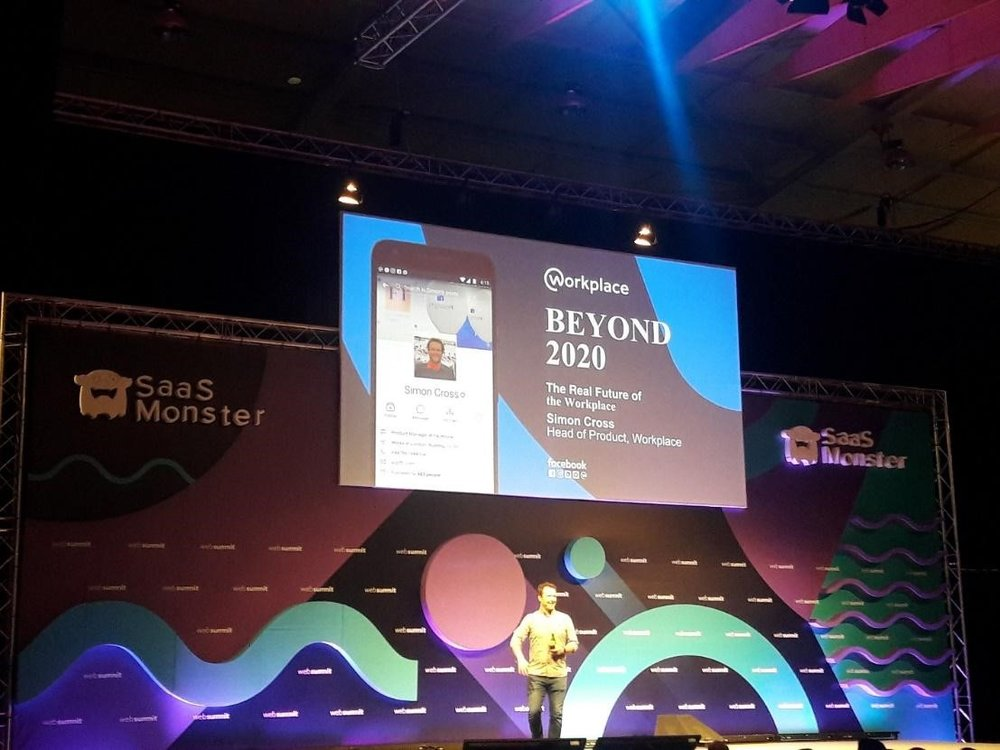 Web Summit Beyond 2020