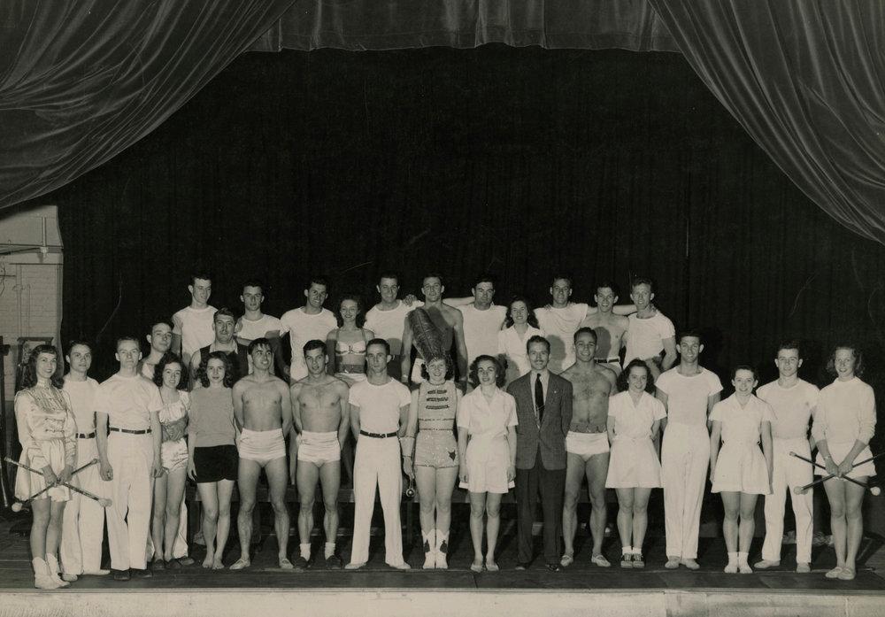 The Original UMD Gymkana Troupe