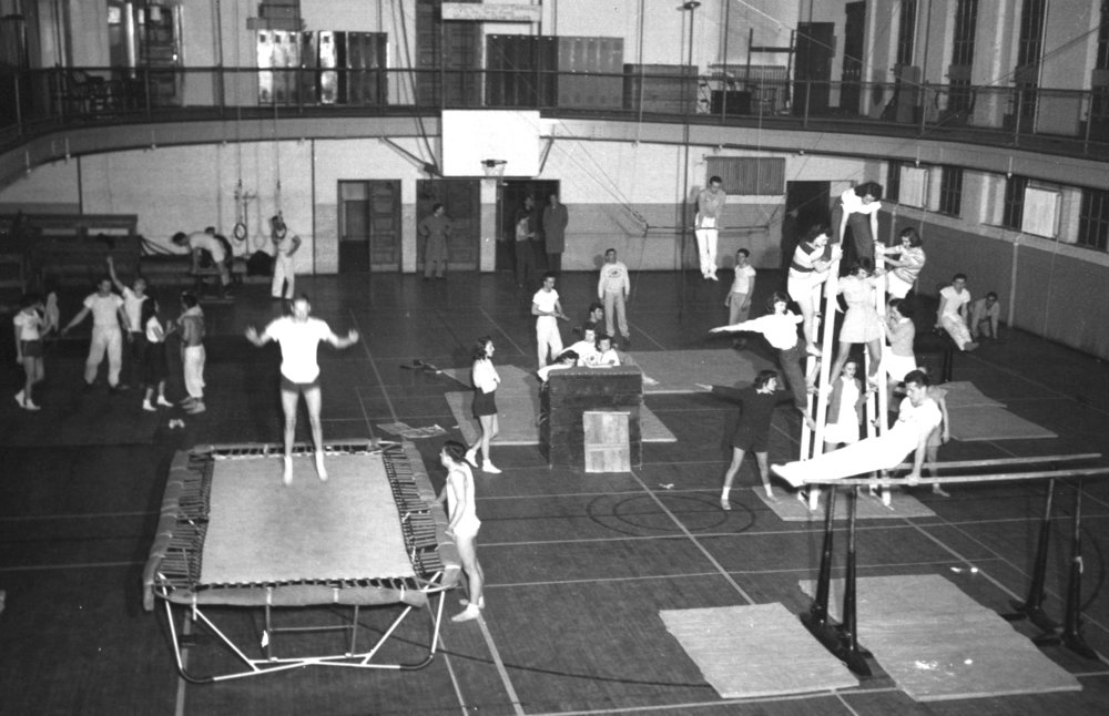 The Old Gym (1948)