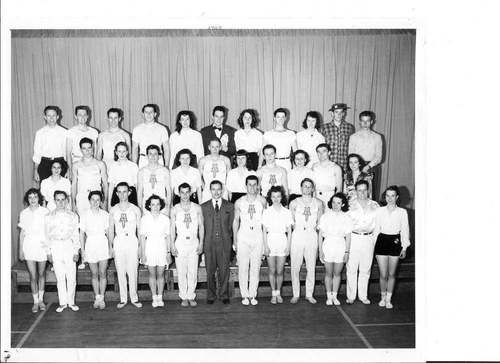 1948 Gymkana Troupe.jpg