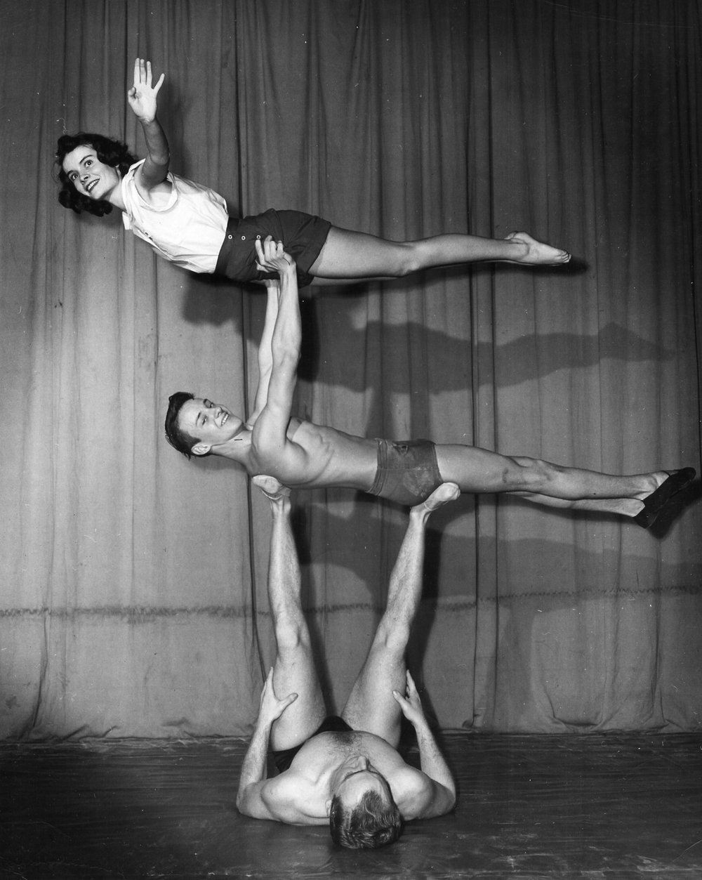 Mixed Triples Balancing (1951)