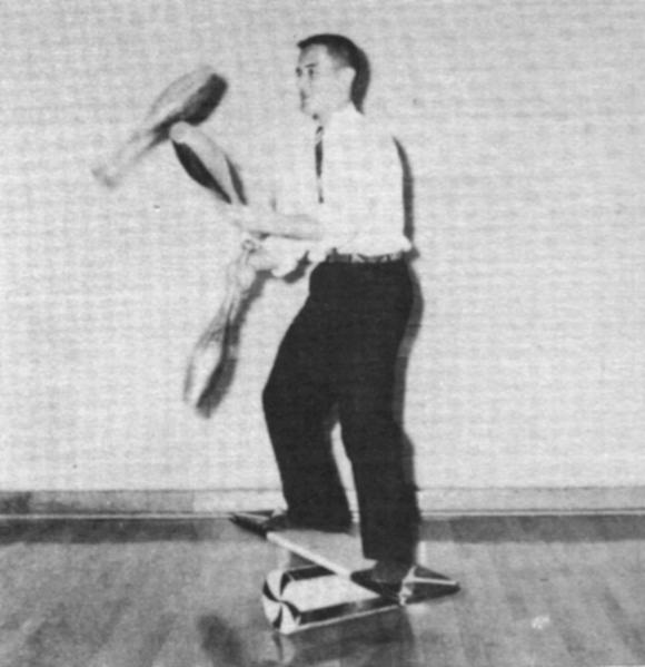 Jim Shipley Juggling