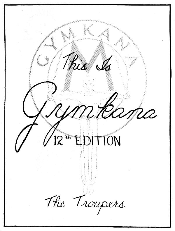 1958 Home Show Program