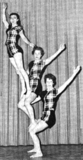 The Tridettes 1960