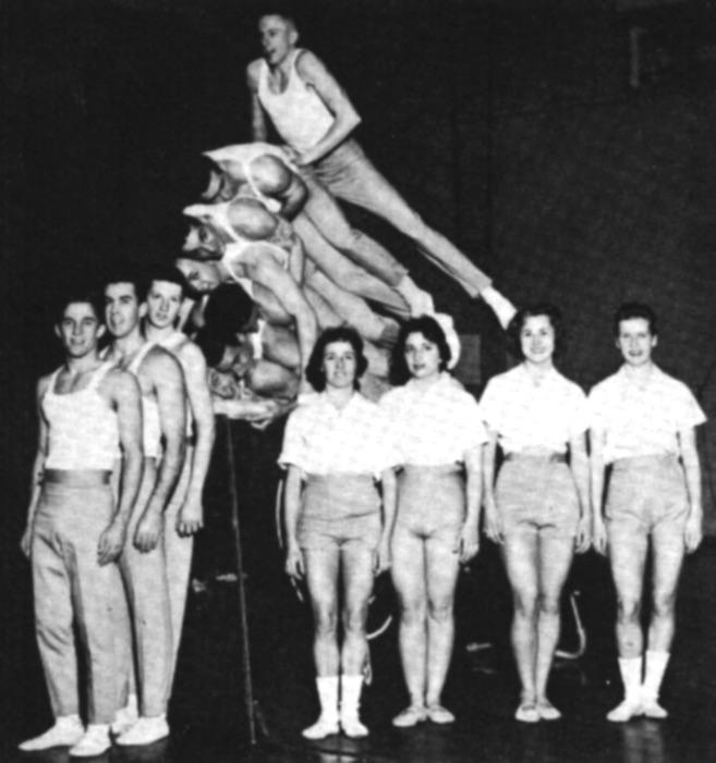 1961 Vaulting