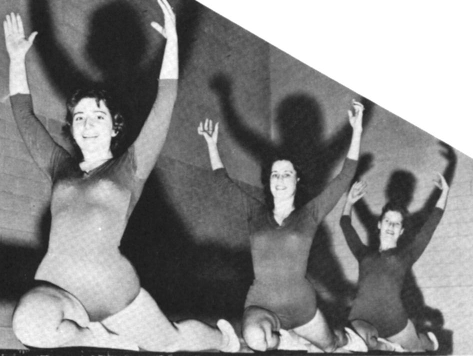 Balance Beam 1961