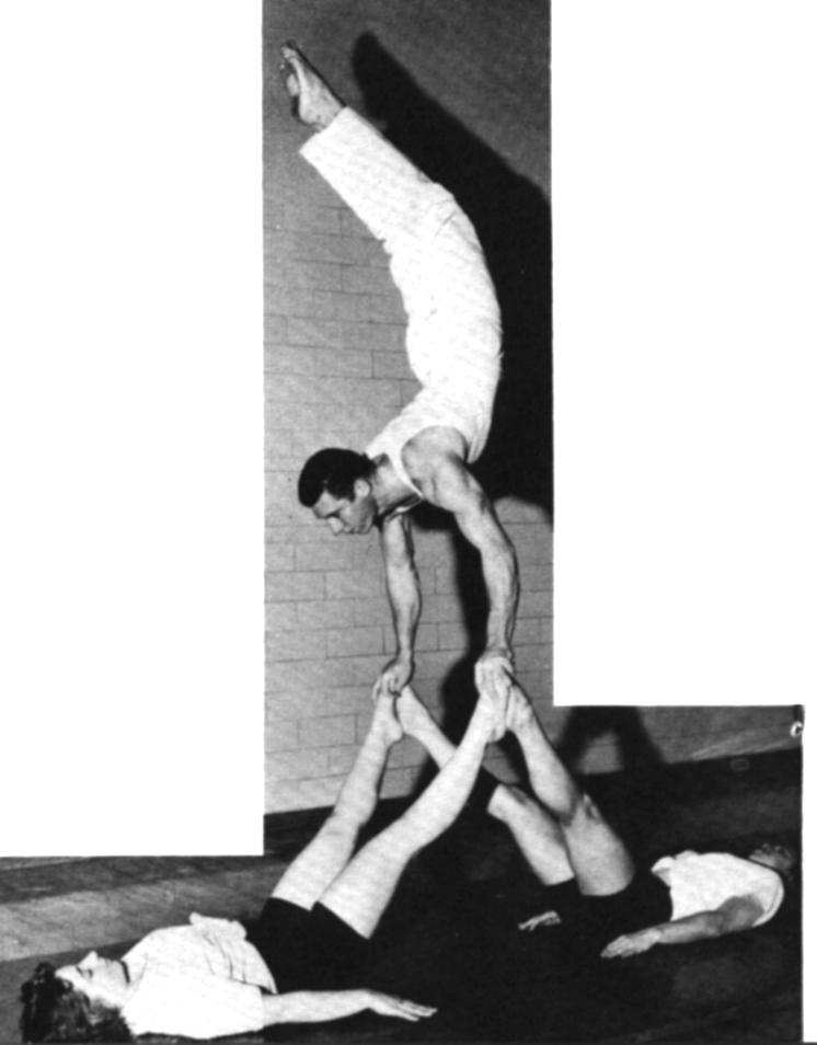 Mixed Triples Balancing 1961