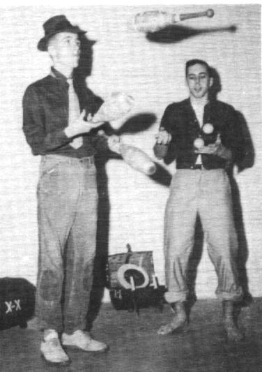 Sophisticated Inebriates - 1957