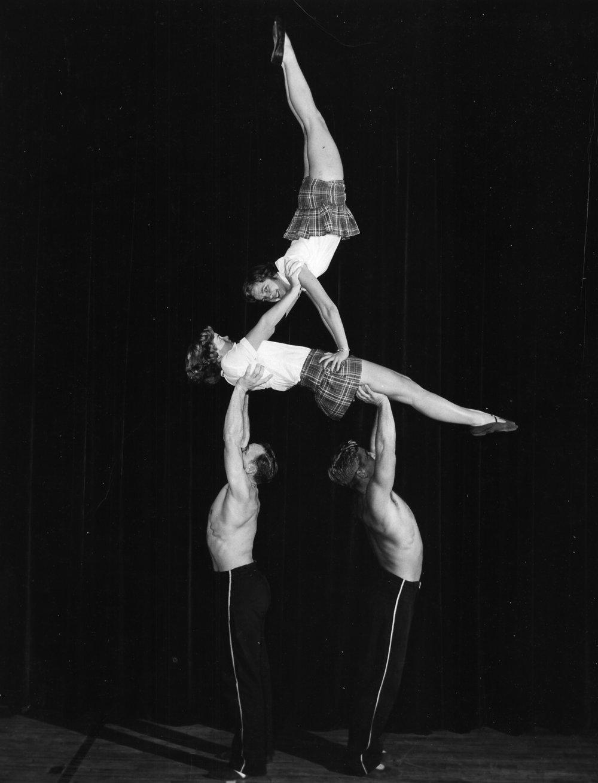 The Quadropods 1952
