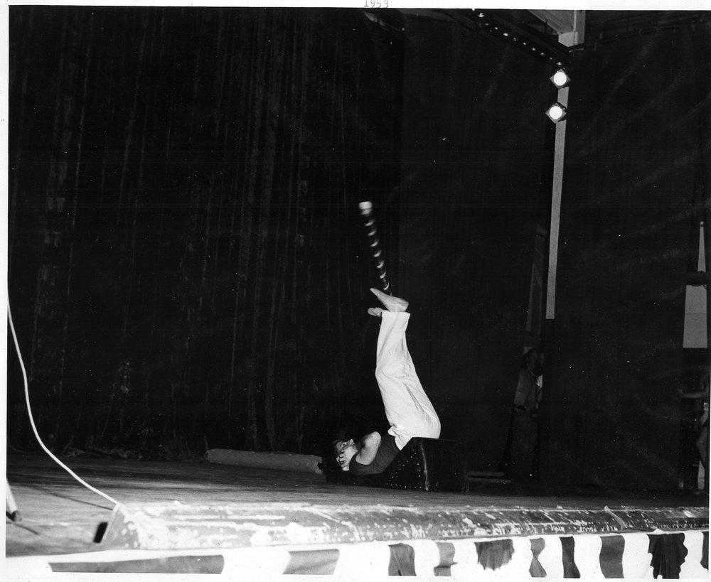 Risley Cushion 1953
