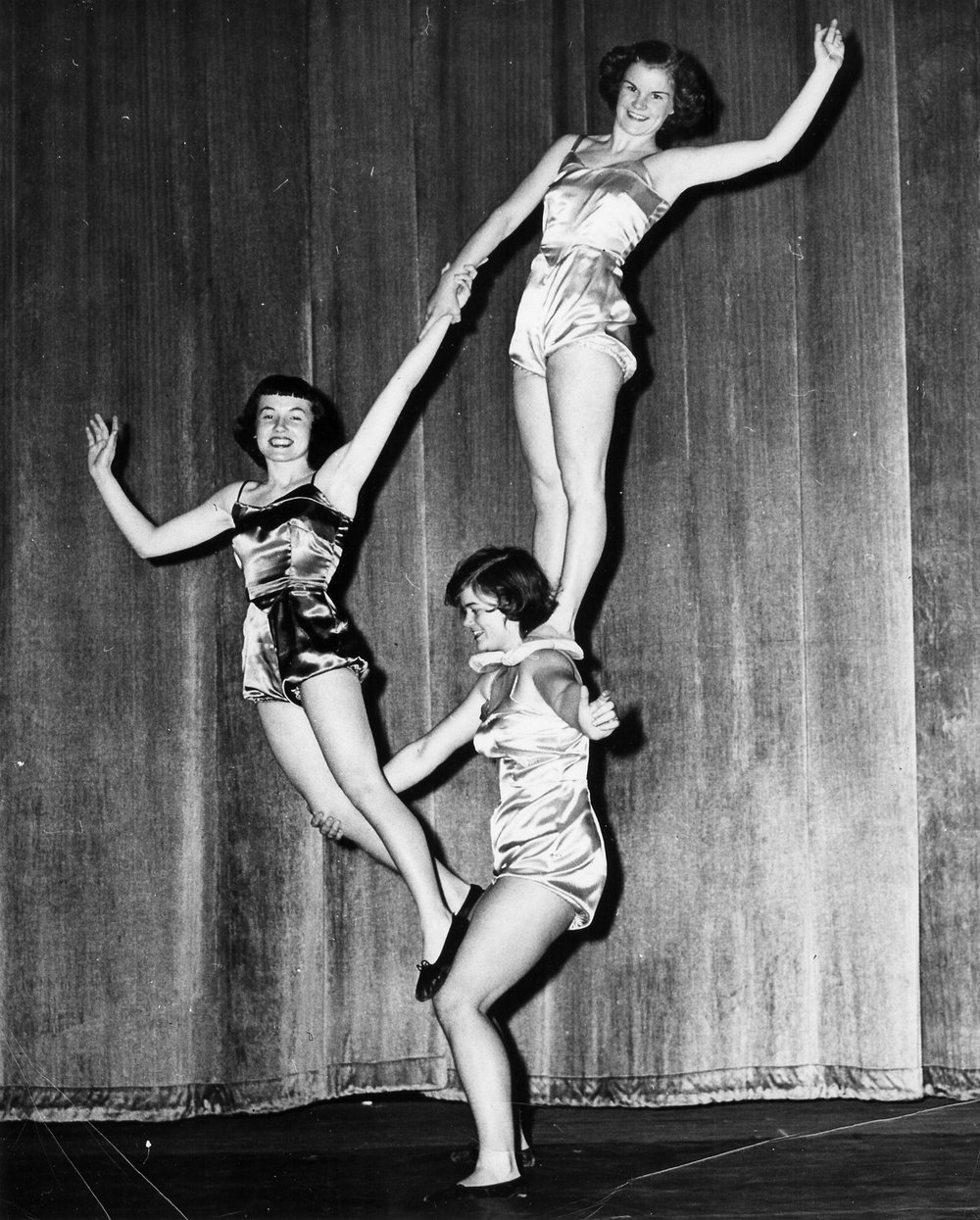 1950 Virginia Ritter, Lois Jackson and Marion Copping.jpg