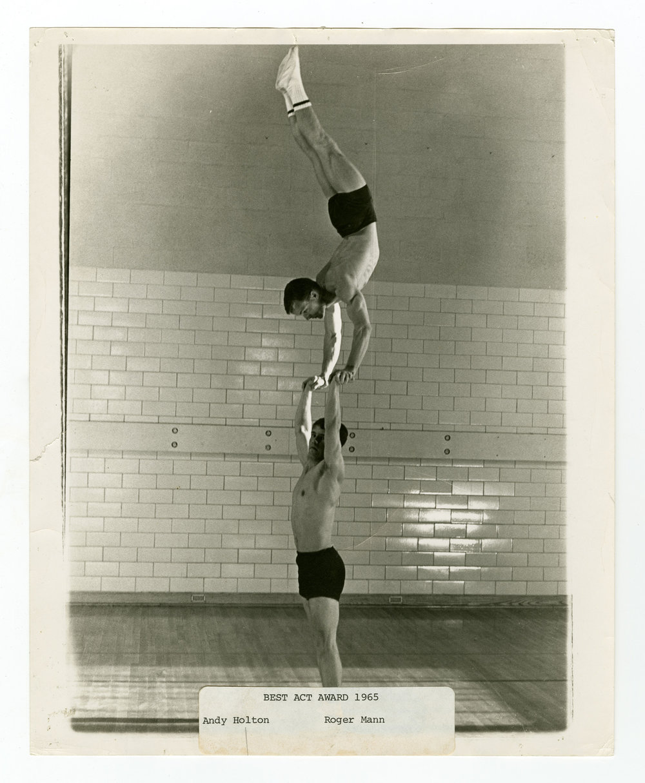 1965 - Men's Doubles Balancing