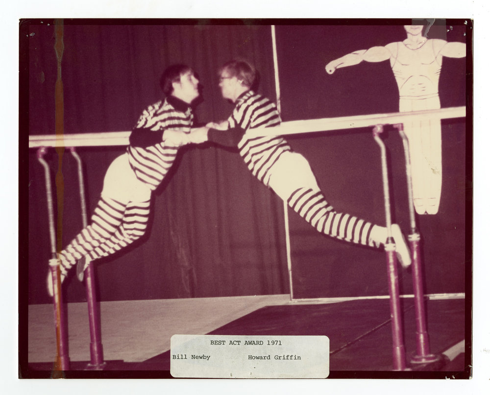 1971 - Comedy Parallel Bars