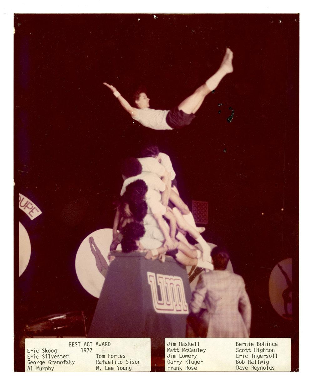 1977 - Vaulting