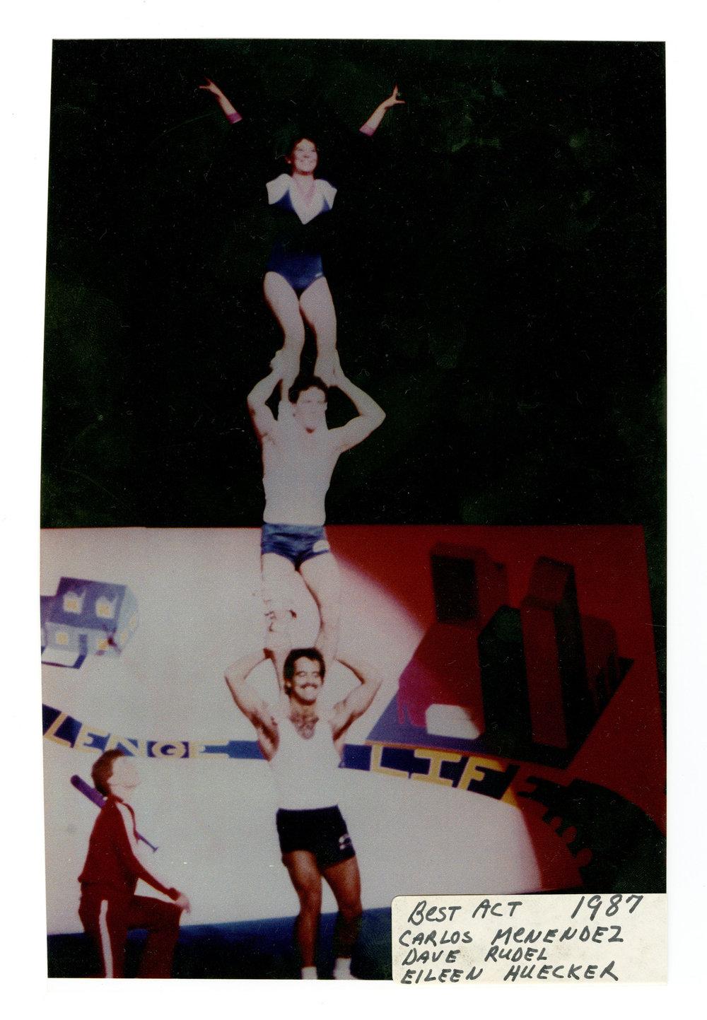 1987 - Mixed Triples Balancing
