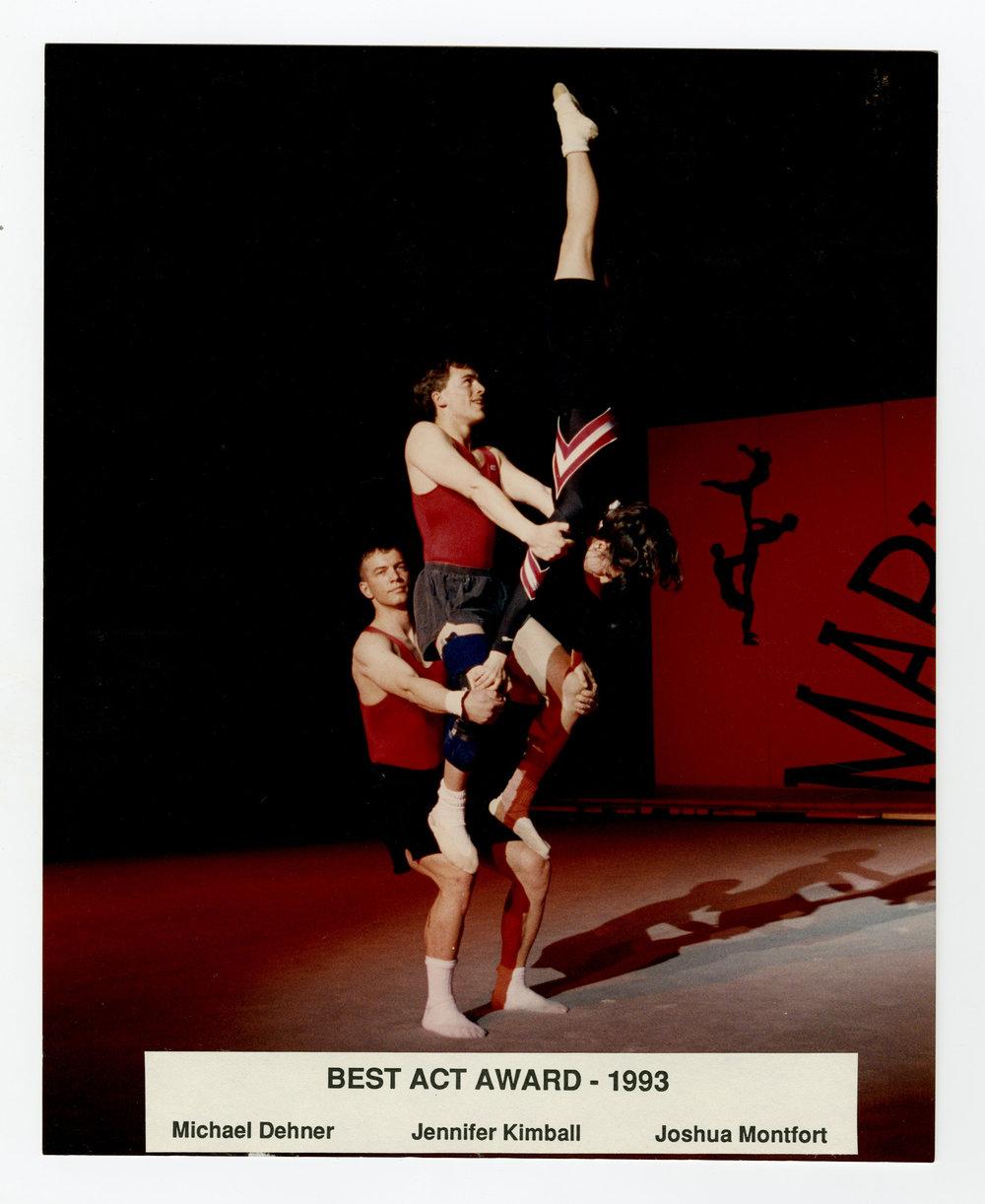 1993 - Mixed Triples and Balancing