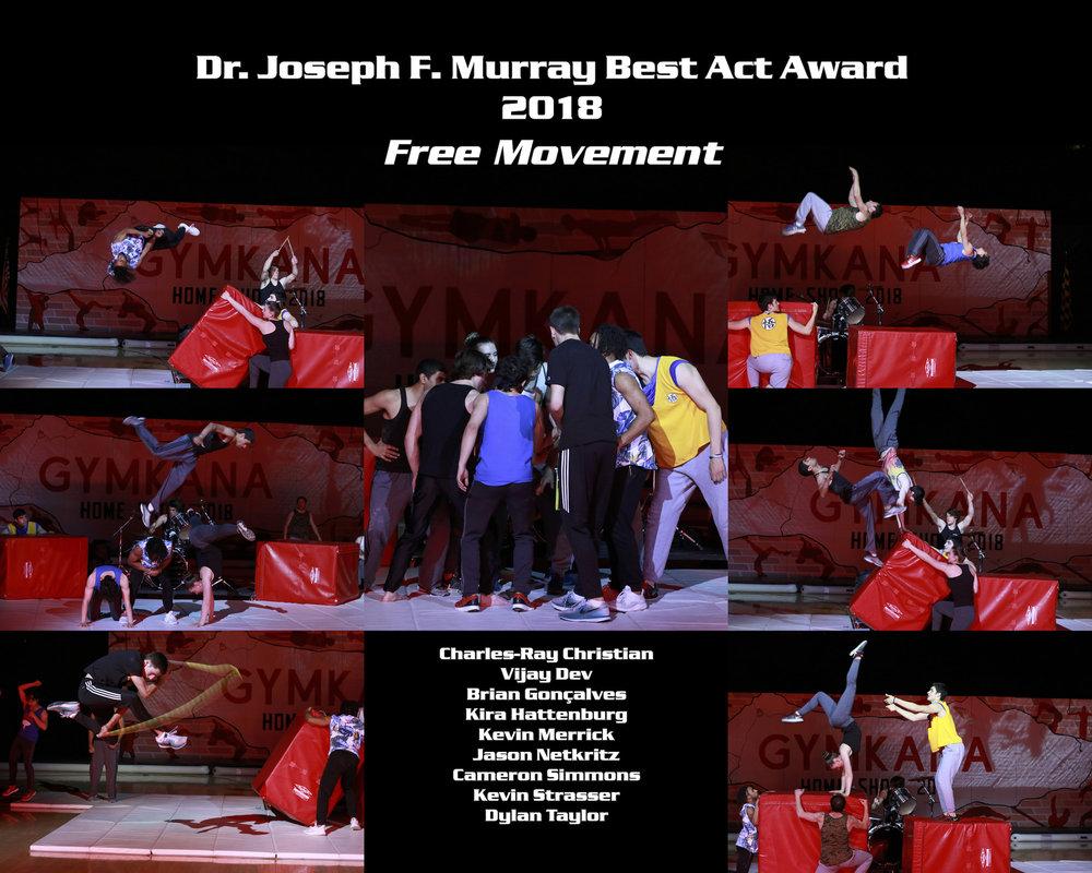2018 - Free Movement