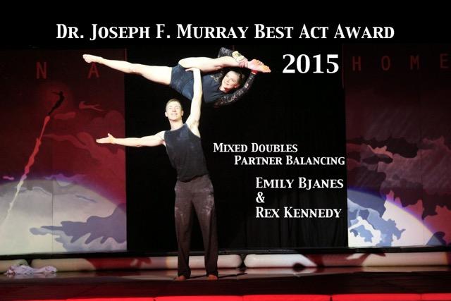 2015 - Mixed Doubles Balancing