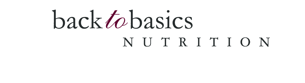 Back to Basics Nutrition