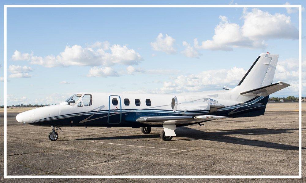 Cessna Citation 501