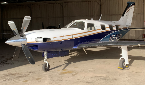 Piper Meridian PA-46-500TP