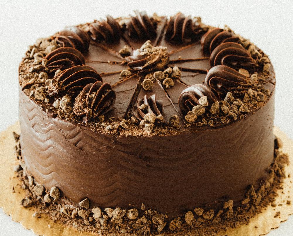 Chocolate Cassata