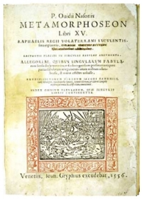By Joannes Gryphius - The Hayden White Rare Book Collection.