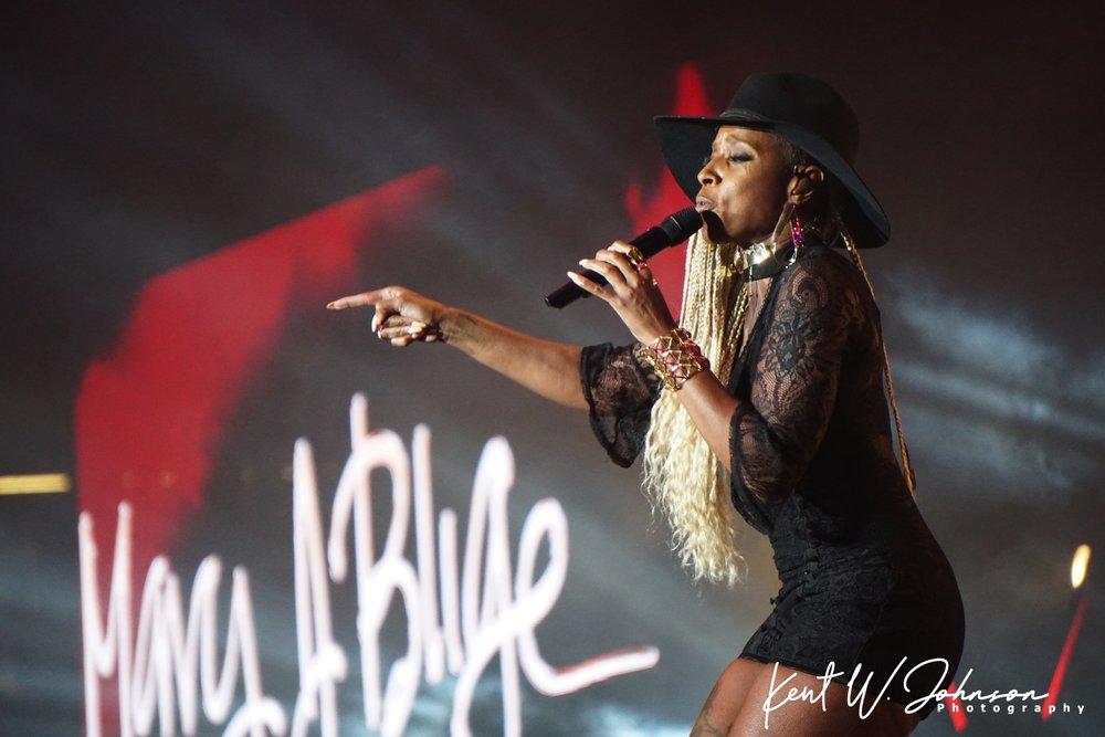 Mary J. Blige Concert 2