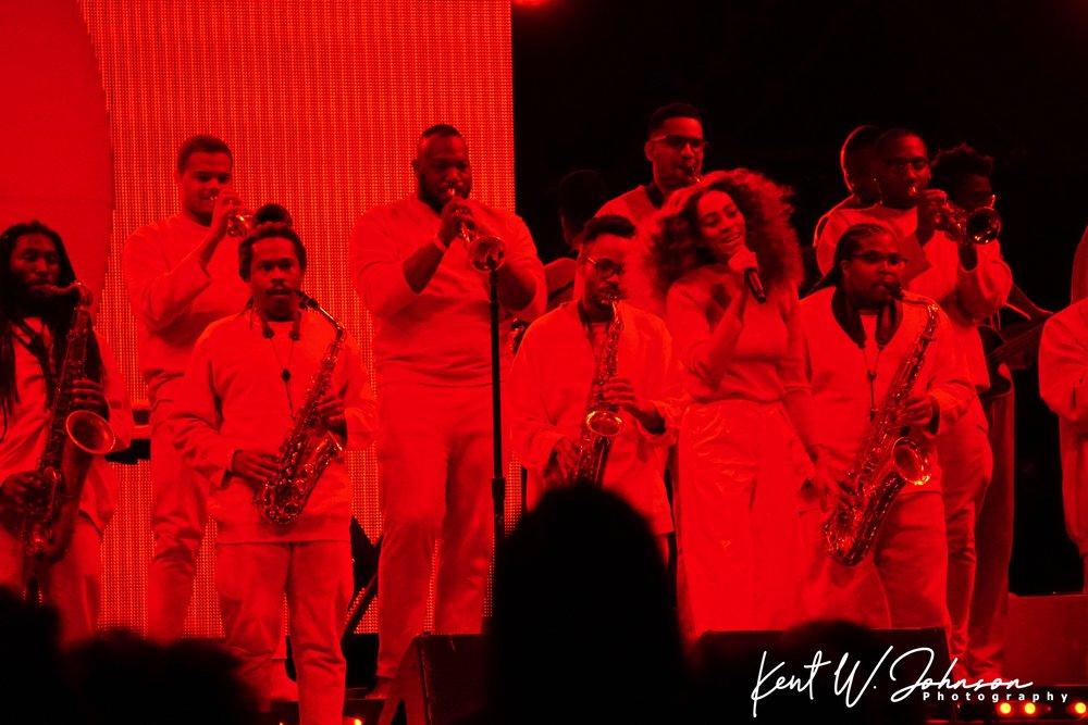 Solange Concert